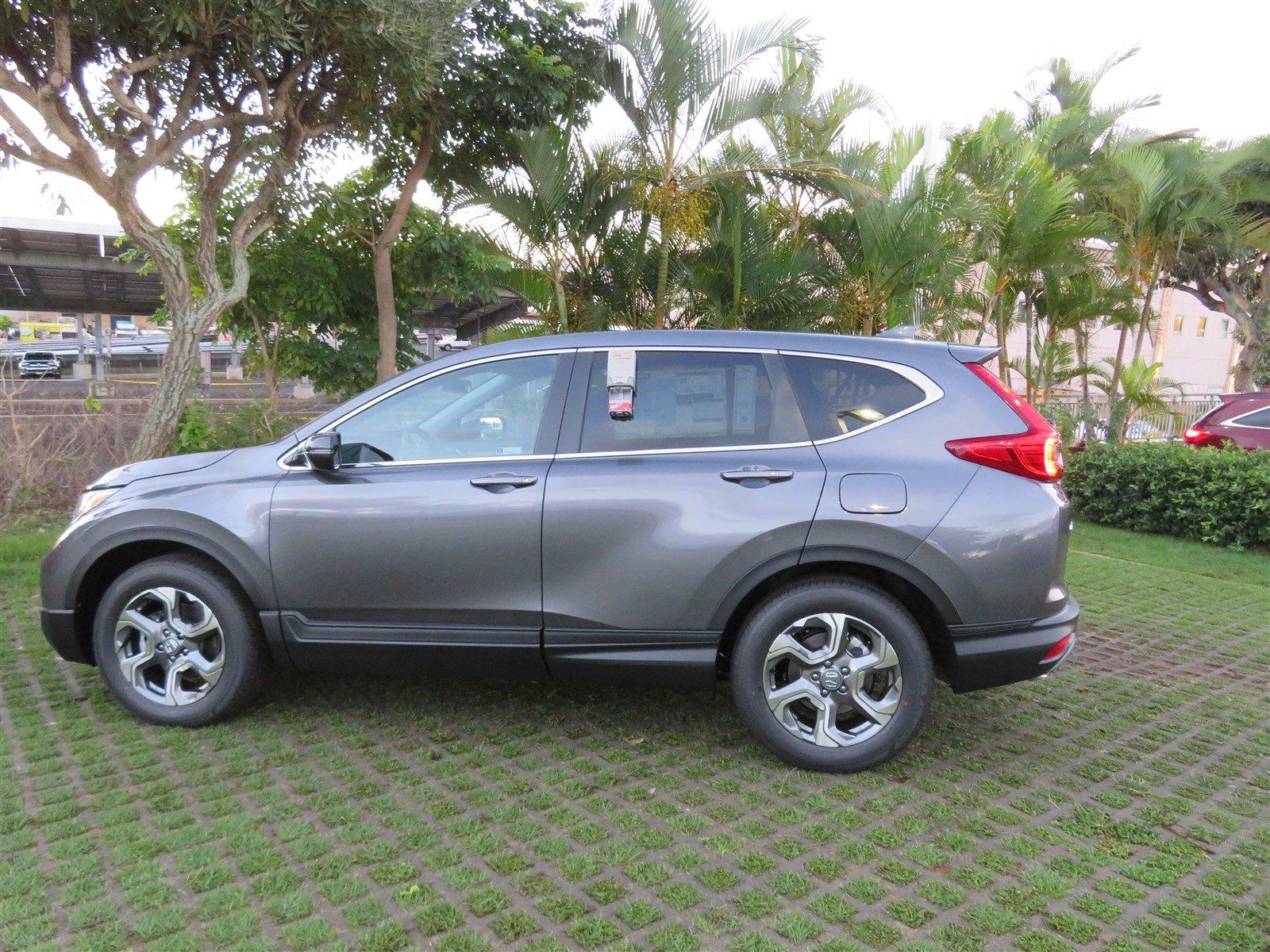 New 2018 Honda CR-V EX AWD For Sale in Greater Honolulu area, Kaneohe,  Waipahu, Hawaii   H182231