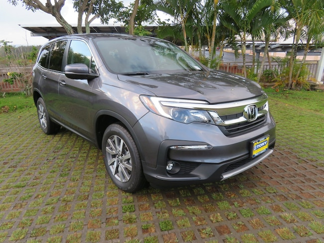 New 2019 Honda Pilot EX FWD SUV near Honolulu