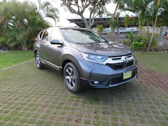 New 2018 Honda CR-V EX 2WD Sport Utility for sale near Honolulu