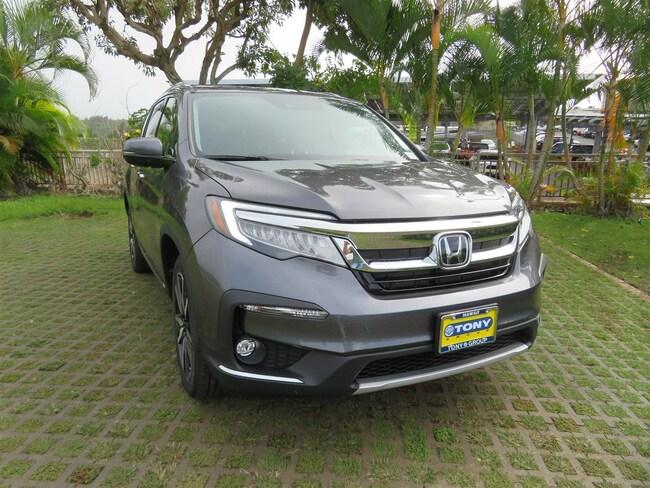 New 2019 Honda Pilot Touring 7-Passenger FWD SUV near Honolulu