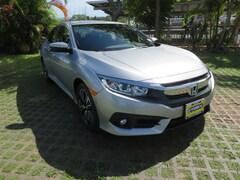 New 2018 Honda Civic EX-T Sedan near Honolulu
