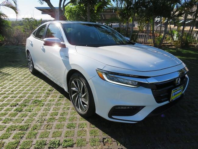 New 2019 Honda Insight Touring Sedan near Honolulu