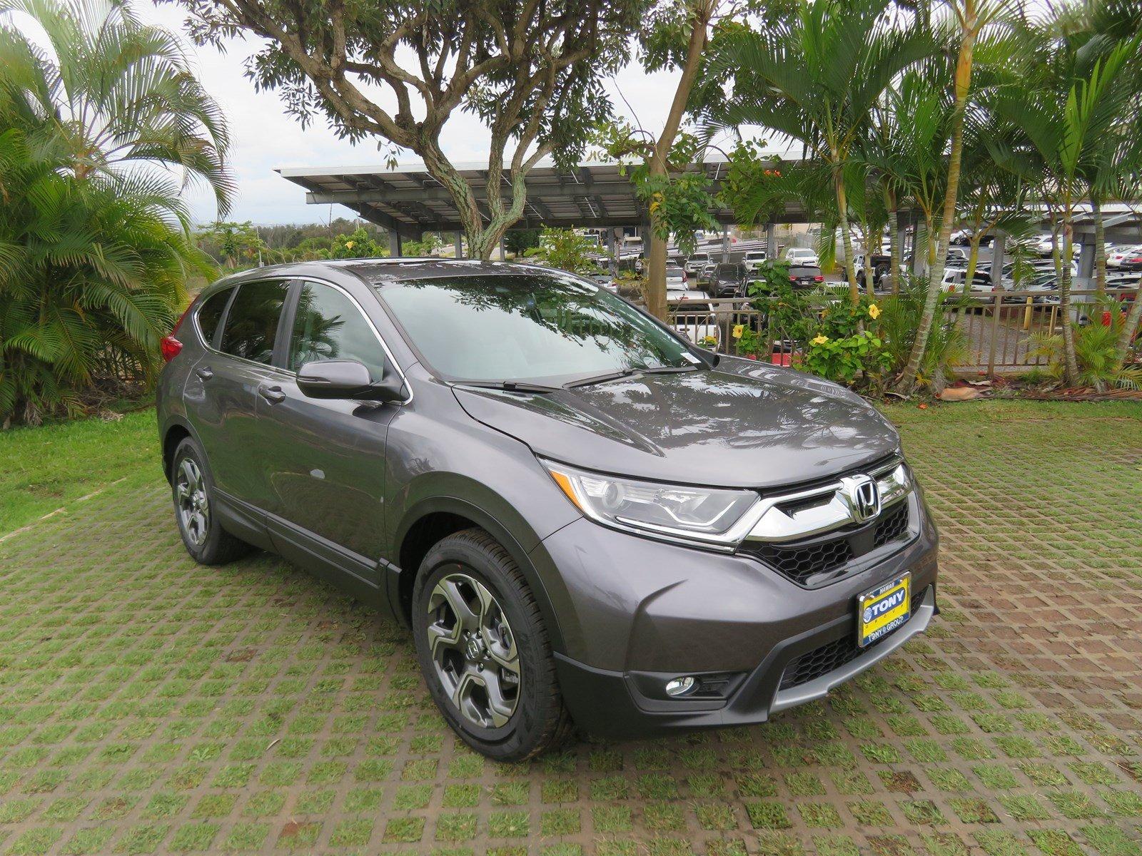 2018 Honda CR-V EX-L 2WD Sport Utility