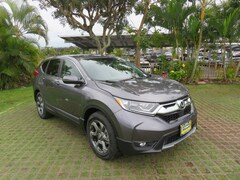 New 2018 Honda CR-V EX-L 2WD Sport Utility for sale near Honolulu