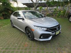 New 2018 Honda Civic Hatchback EX Hatchback near Honolulu