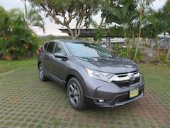New 2018 Honda CR-V EX 2WD Sport Utility near Honolulu