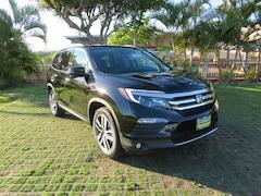 New 2018 Honda Pilot Touring FWD SUV near Honolulu