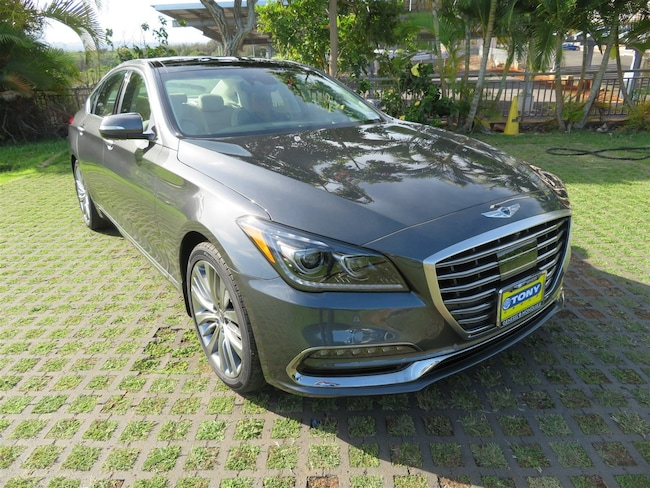 New 2018 Genesis G80 5.0 Ultimate Sedan Waipahu, Hawaii