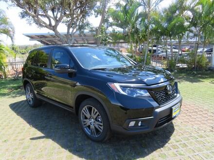 New 2019 Honda Passport EX-L FWD Sport Utility for sale near Honolulu, HI