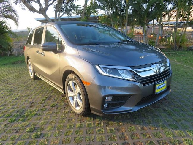 New 2019 Honda Odyssey EX Van near Honolulu