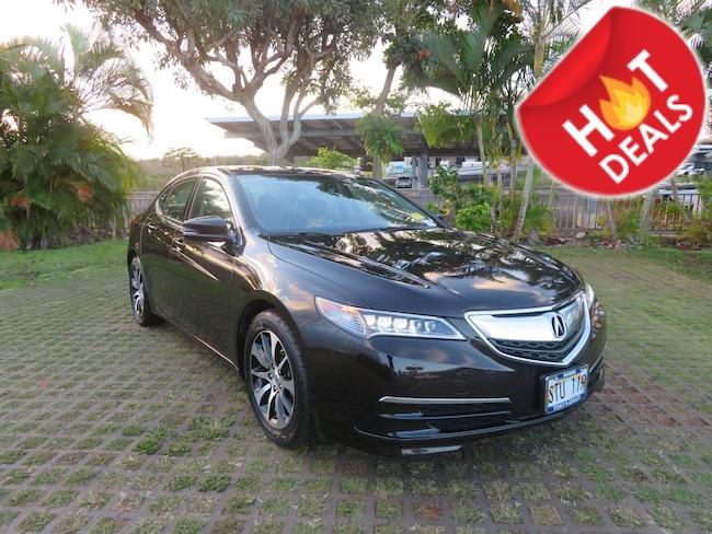 2015 Acura TLX Tech Sedan PH11901