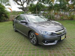 New 2018 Honda Civic EX-T Sedan near Honolulu