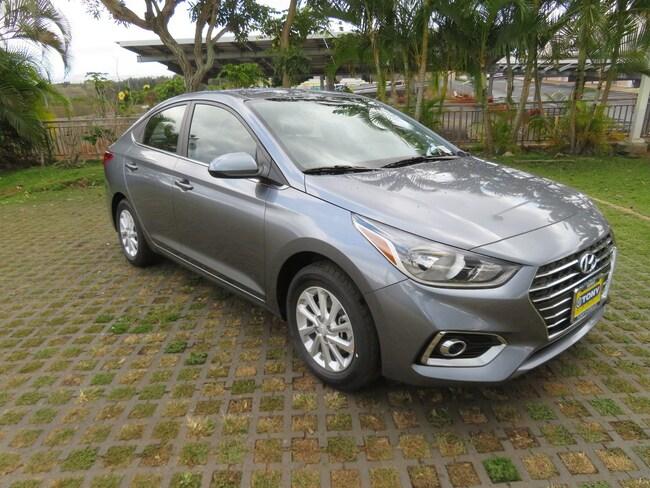 New 2019 Hyundai Accent SEL Sedan Waipahu, Hawaii