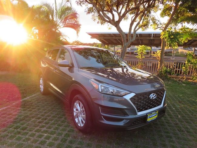 New 2019 Hyundai Tucson SE SUV Waipahu, Hawaii
