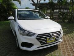 New 2019 Hyundai Accent SE Sedan 3KPC24A31KE051850 in Waipahu
