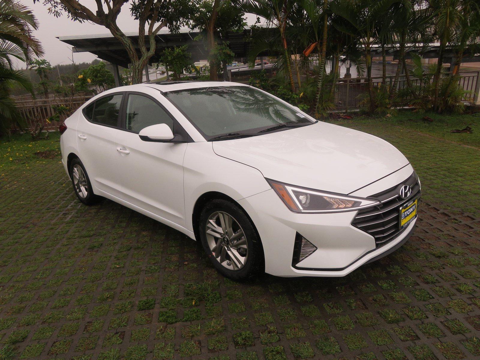 New 2019 Hyundai Elantra Value Edition For Sale in Waipahu HI | VIN:  5NPD84LFXKH472388