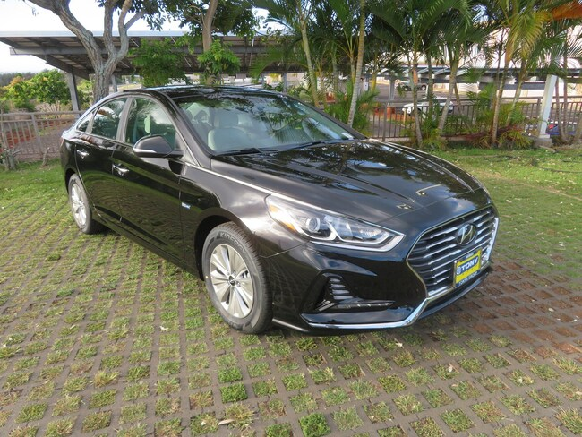 New 2019 Hyundai Sonata Hybrid SE Sedan Waipahu, Hawaii