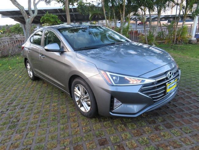 New 2019 Hyundai Elantra SEL Sedan Waipahu, Hawaii