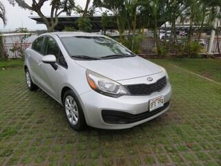 Used 2014 Kia Rio LX Sedan for sale in Honolulu