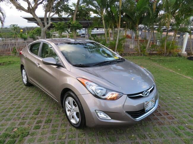 2012 Hyundai Elantra GLS Sedan Y190151A