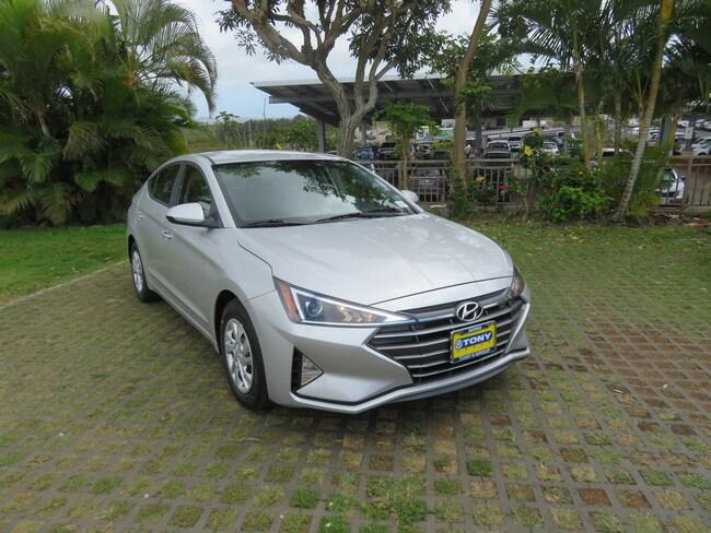 New 2019 Hyundai Elantra SE Sedan Waipahu, Hawaii