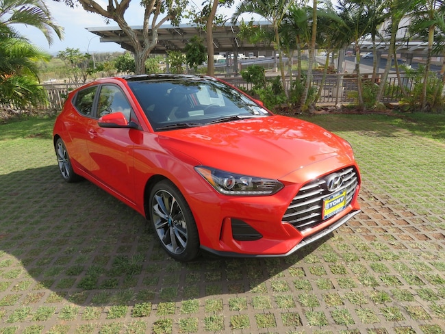 New 2019 Hyundai Veloster 2.0 Premium Hatchback in Honolulu