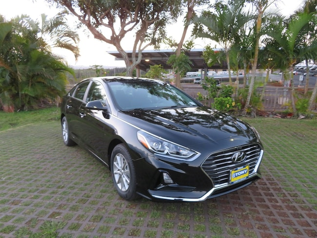 New 2019 Hyundai Sonata SE Sedan in Honolulu