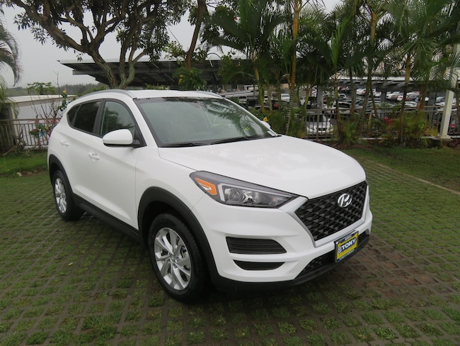 New 2019 Hyundai Tucson Value SUV Waipahu, Hawaii