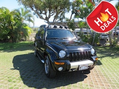 Used 2003 Jeep Liberty Renegade SUV under $10,000 for Sale in Honolulu