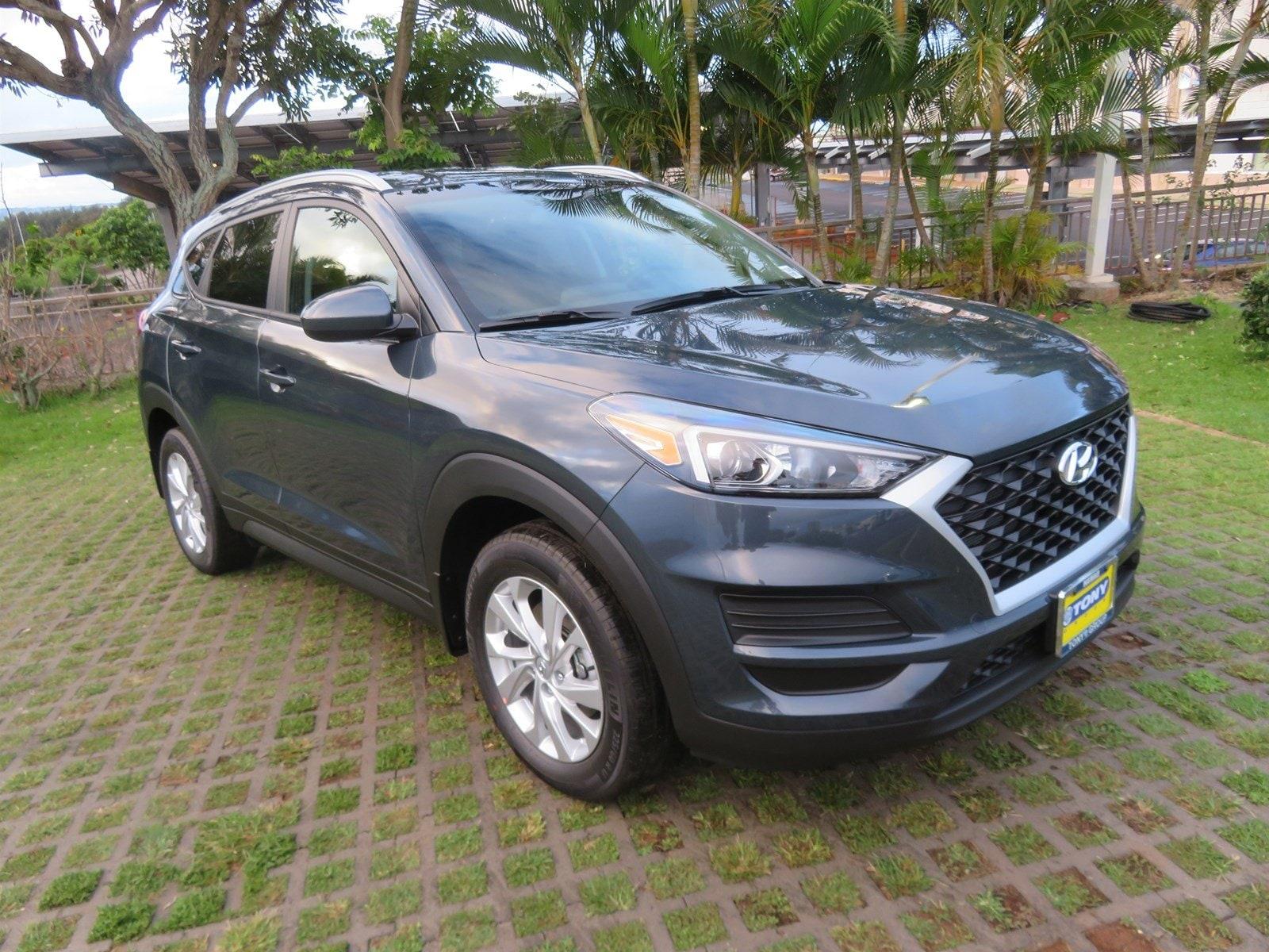 New 2019 Hyundai Tucson Value For Sale in Waipahu HI   VIN:  KM8J3CA46KU961496