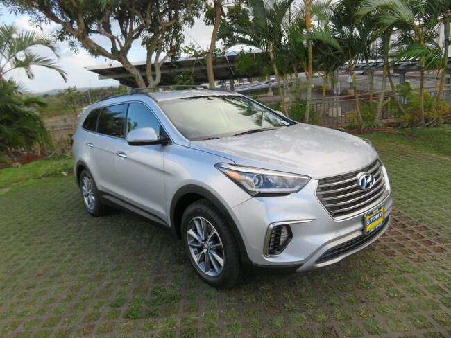 New 2019 Hyundai Santa Fe XL SE SUV in Honolulu