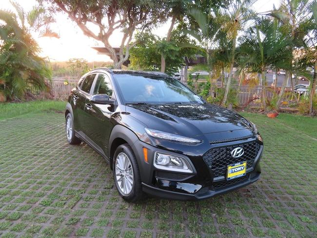 New 2019 Hyundai Kona SEL SUV in Honolulu