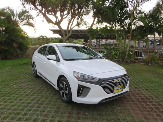 New 2019 Hyundai Ioniq Hybrid SEL Hatchback Waipahu, Hawaii