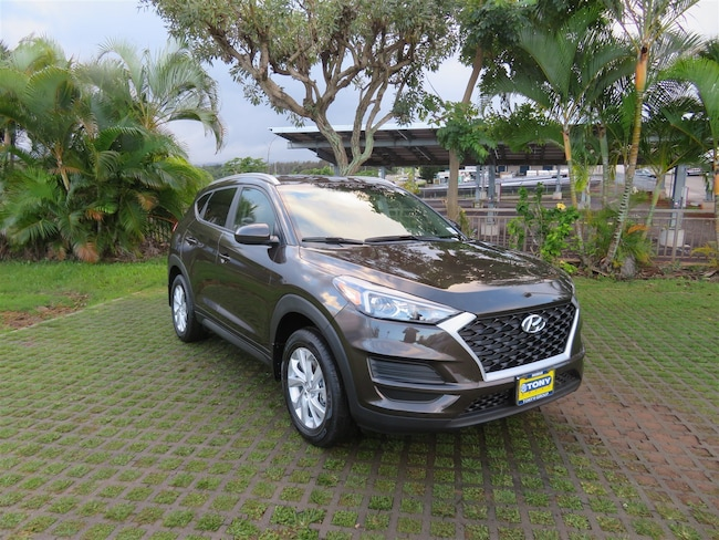 New 2019 Hyundai Tucson Value SUV Waipahu, Hawaii