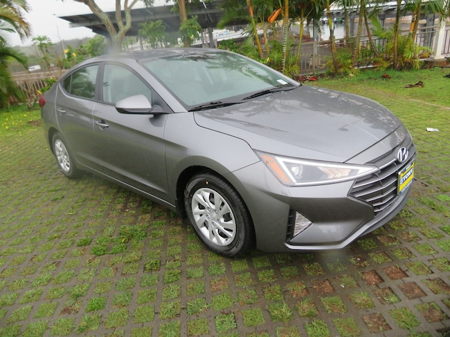 New 2019 Hyundai Elantra SE Sedan Waipahu, Hawaii