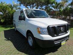 2018 Nissan NV Cargo NV1500 S V6 Van Cargo Van