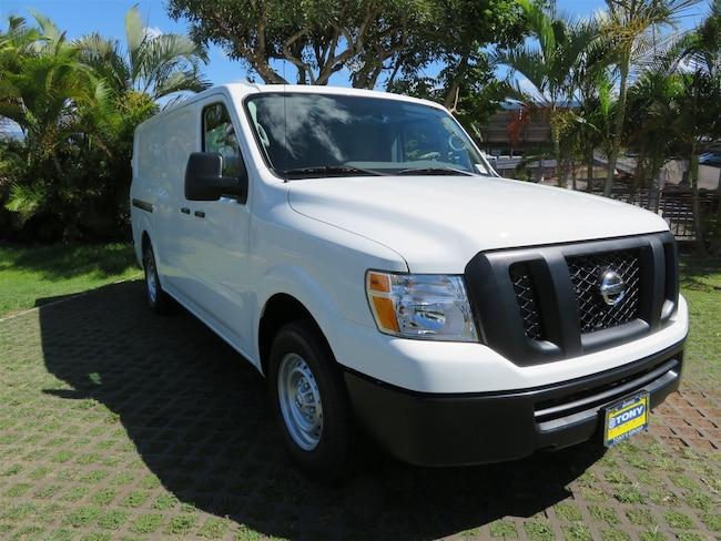 New 2018 Nissan Nv Cargo Nv1500 S V6 For Sale In Honolulu Waipahu