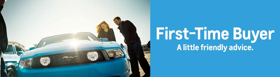 Ford First-Time Buyer Program