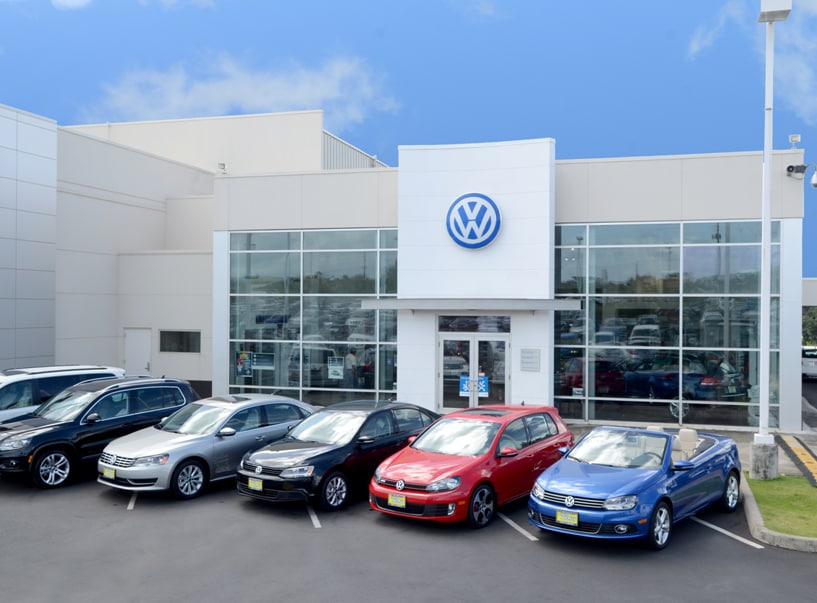 Tony Volkswagen New Volkswagen Dealership In Waipahu Hi