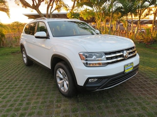 2018 Volkswagen Atlas 2.0T SE with Technology SUV