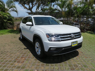 2018 Volkswagen Atlas 3.6L V6 SE with Technology SUV