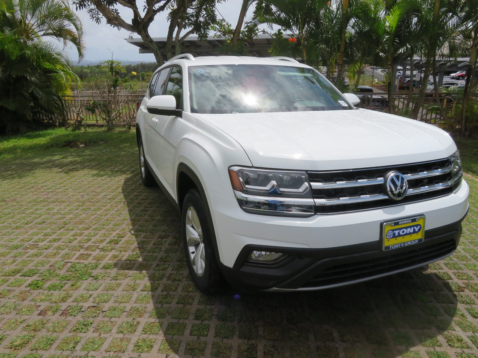 2019 Volkswagen Atlas 3.6L V6 SE with Technology SUV
