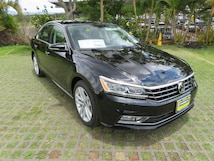 2018 Volkswagen Passat 2.0T SE with Technology Sedan