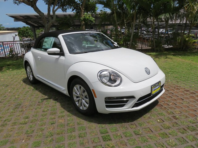 Volkswagen Beetle For Sale >> 2019 Volkswagen Beetle Convertible Final Edition Se Convertible