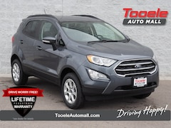 new 2019 Ford EcoSport SE SUV Tooele