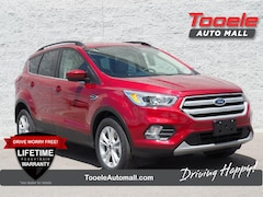 new 2019 Ford Escape SEL SUV Tooele
