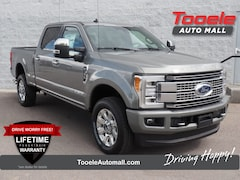 new 2019 Ford F-350 Truck Crew Cab Tooele