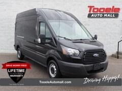 new 2019 Ford Transit-250 Base w/Sliding Pass-Side Cargo Door Van High Roof Cargo Van Tooele