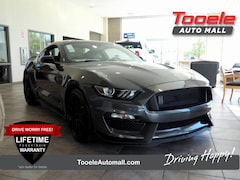 new 2019 Ford Shelby GT350 Coupe Tooele