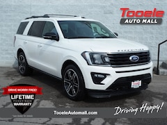 new 2019 Ford Expedition Limited SUV Tooele